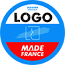 logo rond made in france