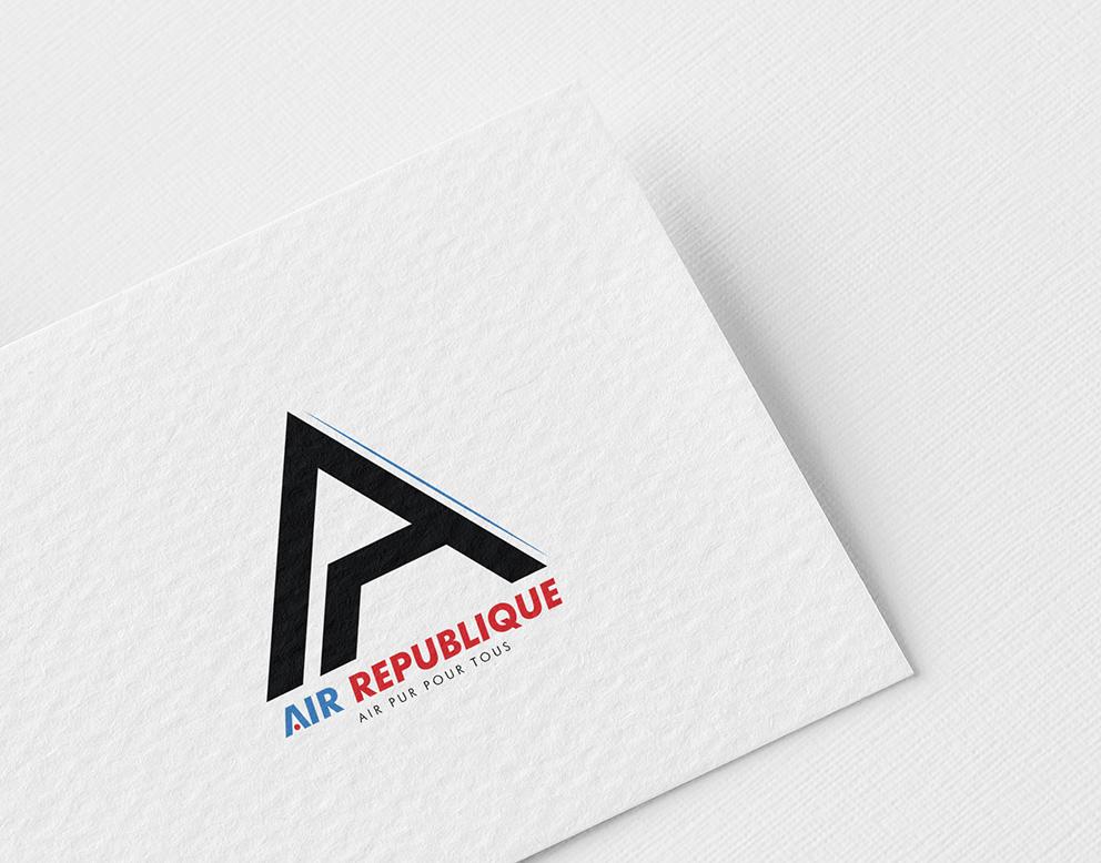 logo air republique made in france