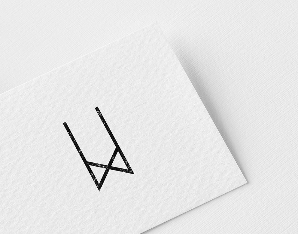 creation logo artisan noir