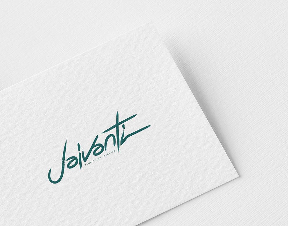logo luxe bijoux infographiste