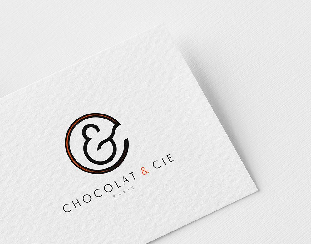 logo rond chocolatier