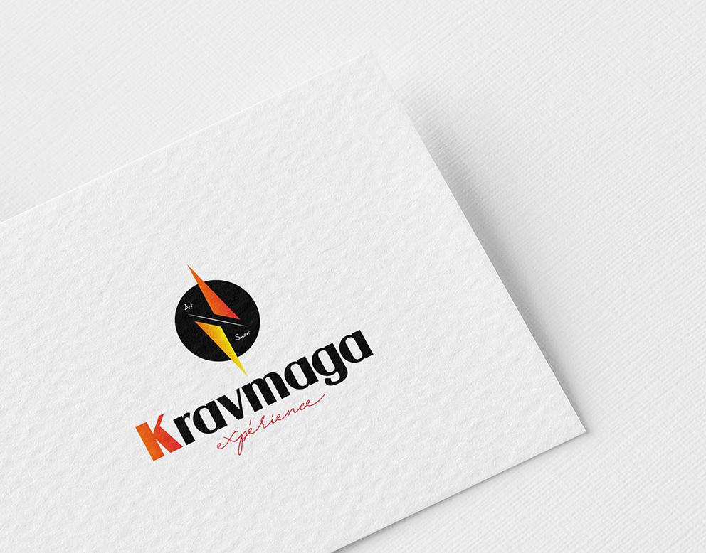 logo noir orange sport