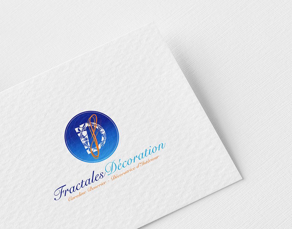 logo décoratrice intérieur