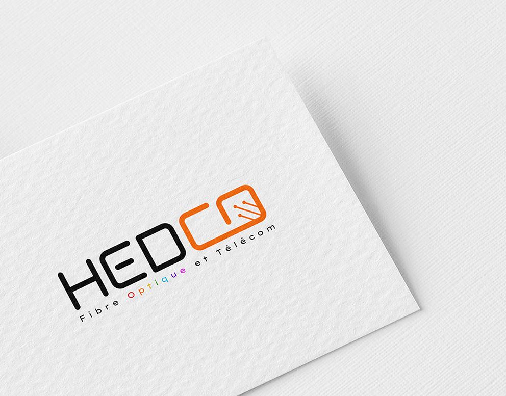 logo noir orange optique télécom