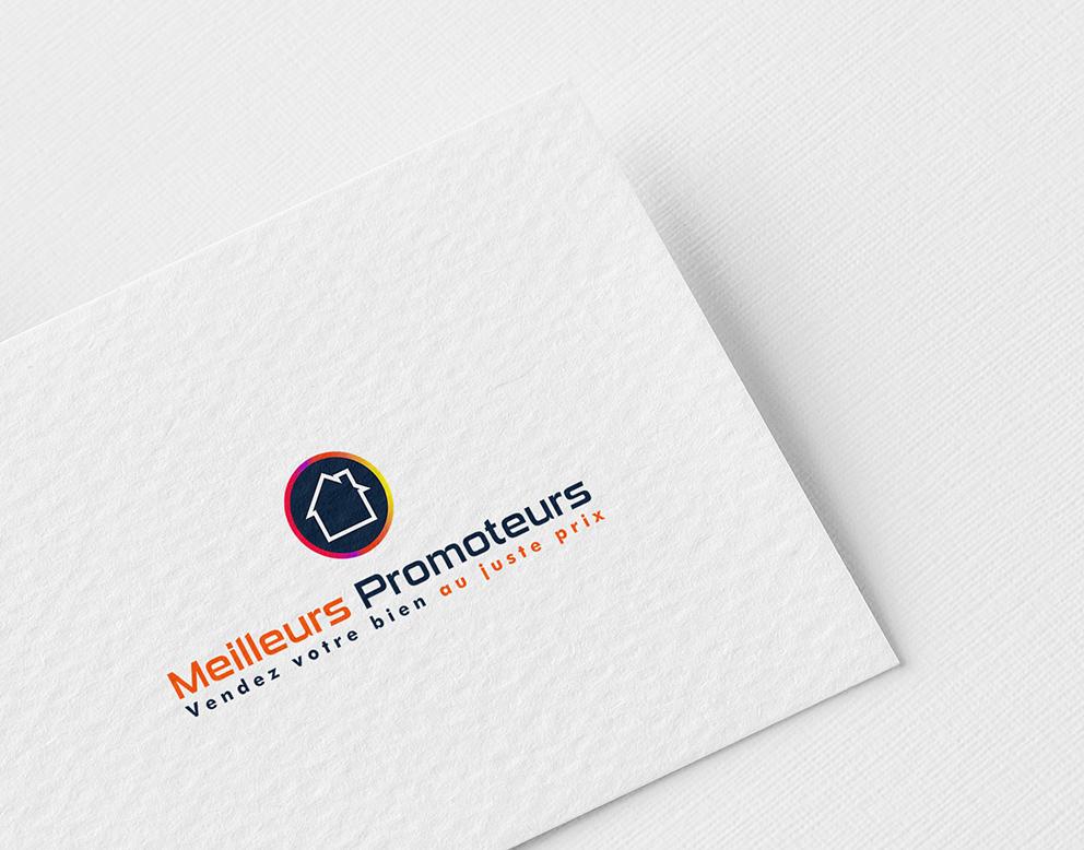 creation logo promoteur immobilier