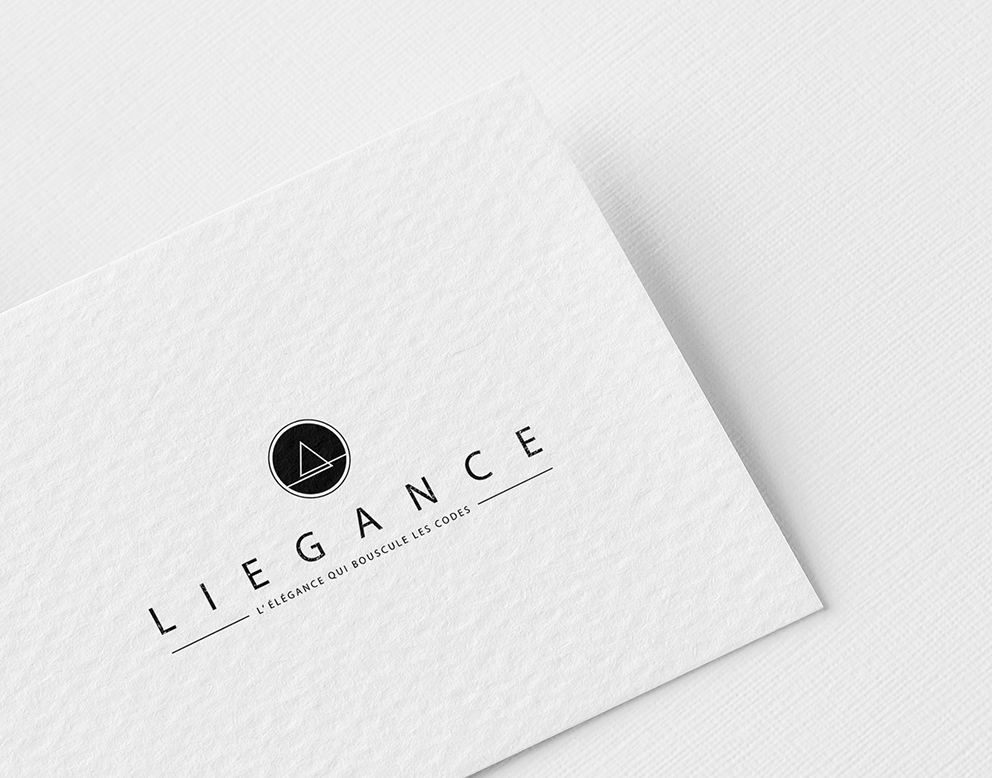logo luxe rond maroquinerie