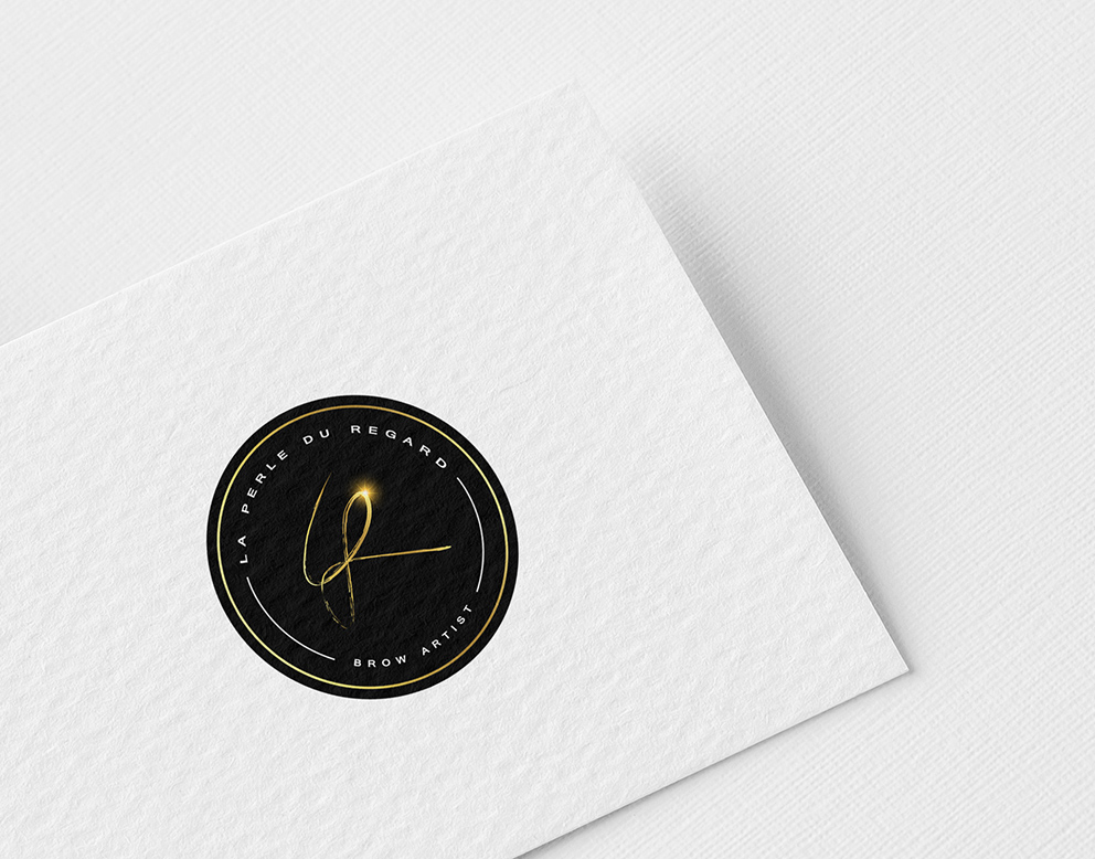 logo rond luxe