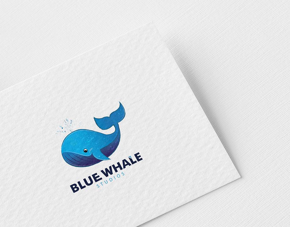 logo baleine studio musique