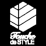 touche2style logo blanc luxe